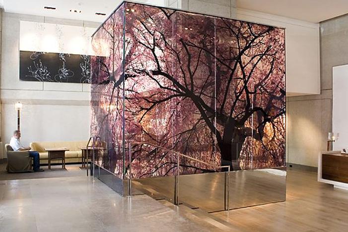 Digital Print Laminated Glass Ben Hussain